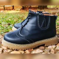 Sepatu Anak Import 2608 Black
