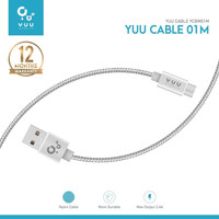 YCBM01M YUU DATA CABLE 2.4A USB-A TO MICRO USB