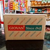 GIOVAN Sabun Mandi putih 1karton (24x100ml)