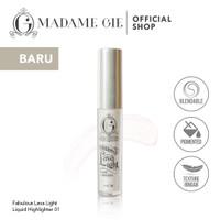 Madame Gie Fabulous Lava Light Liquid Highlighter - MakeUp Highlighter