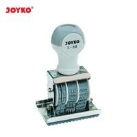 Date Stamp Stempel Tanggal Lunas Joyko S-68