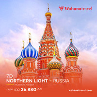 7D NORTHERN LIGHT – RUSSIA Nov 2020 – Mar 2021