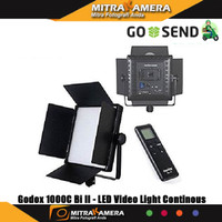 Godox 1000C Bi II - LED Video Light Continous