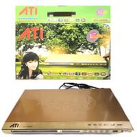 Dvd Player Usb / DVD PLAYER ATI/Baca Kaset Bajakan & Original