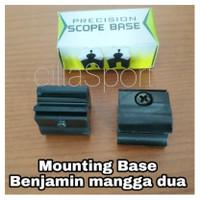 Mounting Base Benjamin Manggadua