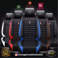 sarung jok mobil all new baleno hatchback outlander sport ignis hrv