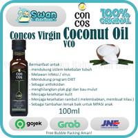 ConCos VCO Virgin Coconut Oil, Minyak Kelapa