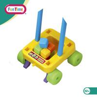Funtime Educational ABC Brick Truck|Mainan Anak Edukasi