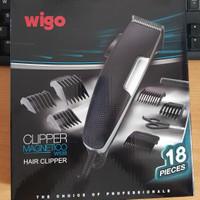 ALAT CUKUR RAMBUR WIGO W530/ HAIR CLIPPER