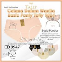 Celana Dalam Wanita Bahan Katun Lembut Motif Imut Tally 9947