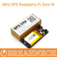 Mini UPS Raspberry Pi Zero W
