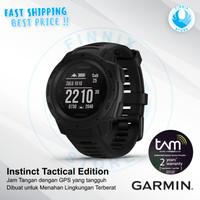 GARMIN Instinct Tactical Edition GPS Smartwatch - Garansi Resmi TAM