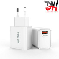 CHARGER VIVAN PS 3.0 QUICK CHARGER / CHARGER VIVAN FAST CHARGING Fitu