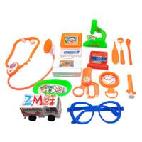Mainan Anak Dokter 11001 Kantong - Doctor Set