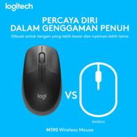 Logitech M191 Wireless Mouse