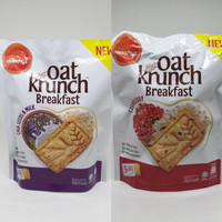 munchys oat krunch breakfast biskuit