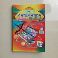 Rumus Matematika SMP kelas 1 2 3 Lengkap Berhitung - Pustaka Sandro