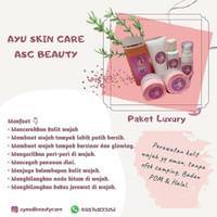 ASC Beauty   Paket Luxury   Ayu Skincare