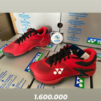 Sepatu Tenis YONEX POWER CUSHION ECLIPSION 2 - Redd