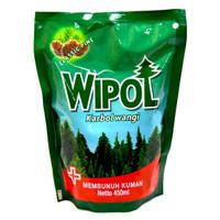 WIPOL Karbol Pembersih lantai - 450ml / cairan disinfectant