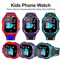 E12/Z6 Smart Watch Smartwatch Jam Tangan Anak Versi Imoo Waterproof