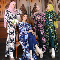 Kaylee set pakaian wanita fashion muslim