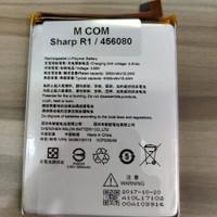 BATERAI BATRE BATTERY SHARP R1 4506080 MCOM