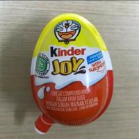 kinder joy chocolate cripsy doraemon 20gr