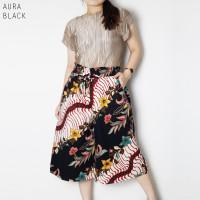 Aura Cullote - Celana Batik Wanita Kulot Wanita