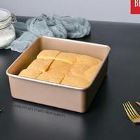 Suncity 7 inch deep square baking pan /loyang kue