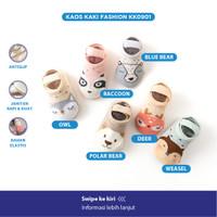 Kaos Kaki Animal / Kaos Kaki Anak / Kaos Kaki Antislip / Baby Socks