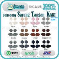 Bohobaby Sarung Tangan & Sarung Kaki set / STK - Part 2