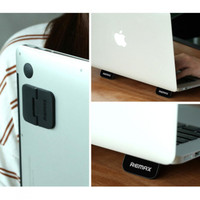 REMAX Mini Stand Holder Cooling Pad Penyangga Laptop Macbook Notebook