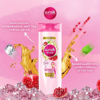 SUNSILK HIJAB Refresh & Volume Shampoo 170ml