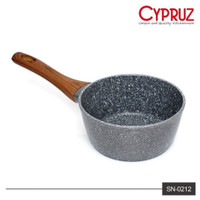 Sauce Pan Marble Cypruz | Panci Mie Induksi Cyprus 18 Cm SN-0212