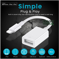 USB Camera Adapter Iphone for Phone PC Microphone