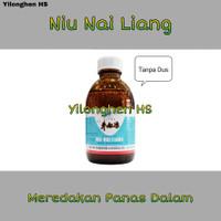 Niu Nai Liang Obat Batuk Panas Dalam Anak