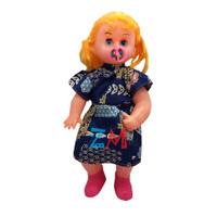 Mainan Boneka Bayi Nanggis BK-05 - Crying Doll