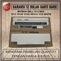 BATERAI DELL MINI 1012 1012N 1012V IM1012 1018 WHITE