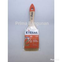 "Kuas Cat Eterna 633 2,5 21/2"" inch TERMURAH Asli Original"