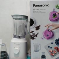 Blender Panasonic Plastik 1 Liter MX-E300 | Blender Pelumat MX E300