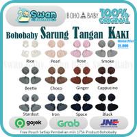 Bohobaby Sarung Tangan & Sarung Kaki set / STK - Part 1