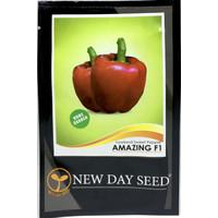 Benih New Day Seed - Paprika Amazing F1