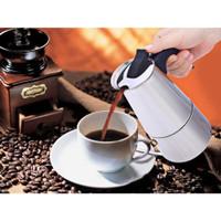 OneTwoCups Espresso Coffee Maker Moka Pot Teko 200ml 4 Cup - Z20