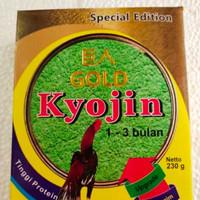 Kyojin gold pakan special edition anak ayam bangkok