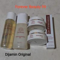 I'm Beauty Paket Acne (isi 5)- Serum Dr Fineness - im beauty Immortal