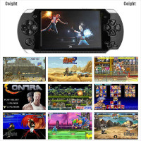 GH Cei X6 8G 32 Bit 4 3 Psp Portable Handheld Game Console Player