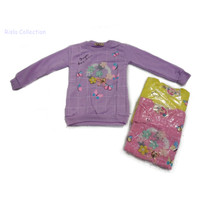 Sweater Anak Bunga Butterfly 7-10 tahun