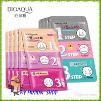 Bioaqua Remove Black Head 3 Step in 1