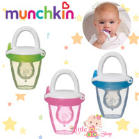 Munchkin Baby Food Feeder Silicone Peralatan Makan Bayi